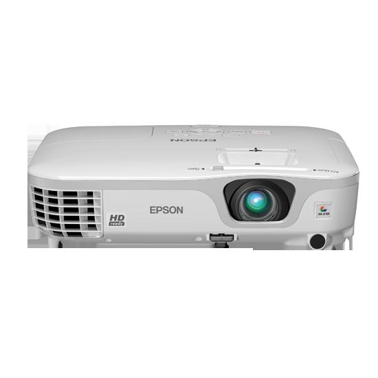 Epson PowerLite Home Cinema 710HD